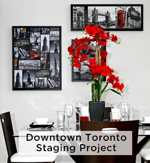 Downtown Staging